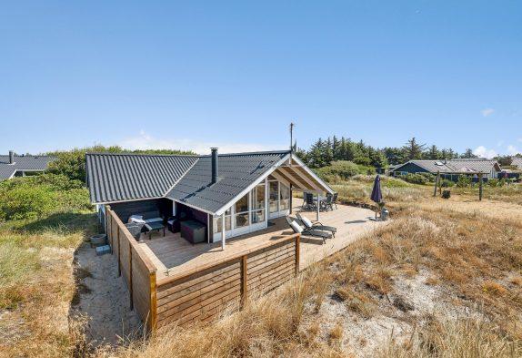 Nichtraucherhaus für 6 Personen mit großer Terrasse