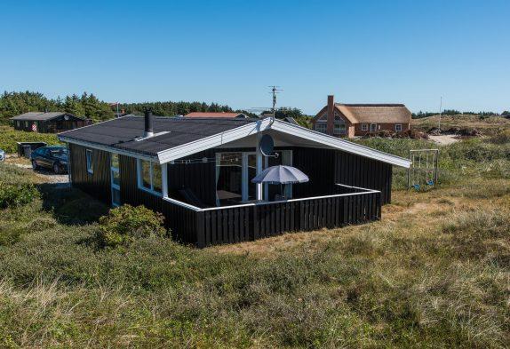 Schönes Ferienhaus in Holmsland Klit