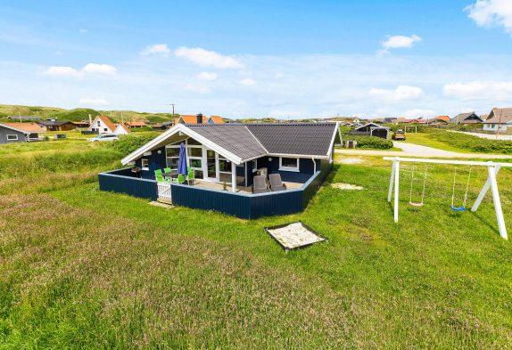 Ferienhaus in schöner Lage am Meer in Dänemark