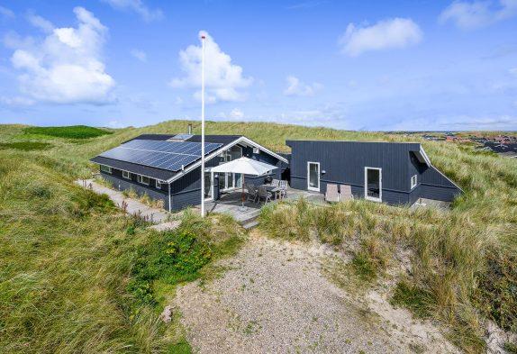 Erstklassiges Ferienhaus in einzigartiger Lage in Årgab