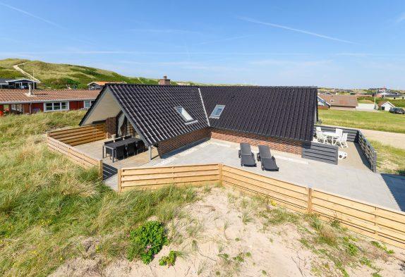 Charmantes Ferienhaus mit einer tollen Lage nah am Strand