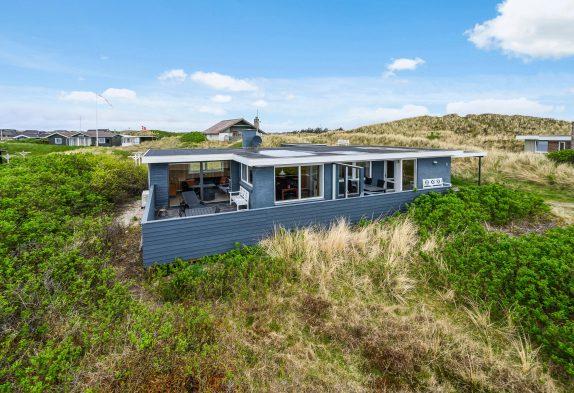 Strandnahes Ferienhaus mit toller Terrasse