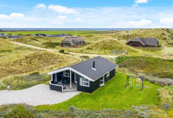 Gemütliches Ferienhaus mit Sauna und Whirlpool– Strandnah