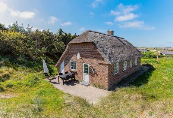 Modern eingerichtetes Ferienhaus mit kurzem Abstand zur Nordsee