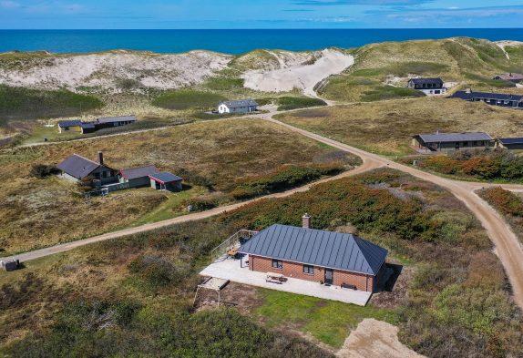 Wunderschönes Ferienhaus mit Kaminofen und nahe beim Strand