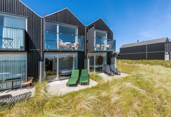 Ferienhaus in zentraler Lage mit Panoramablick