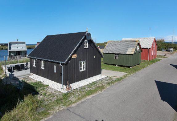 Ferienhaus in schöner Lage am Fjord