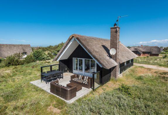 Gemütliches Ferienhaus für 4 Personen mit Whirlpool