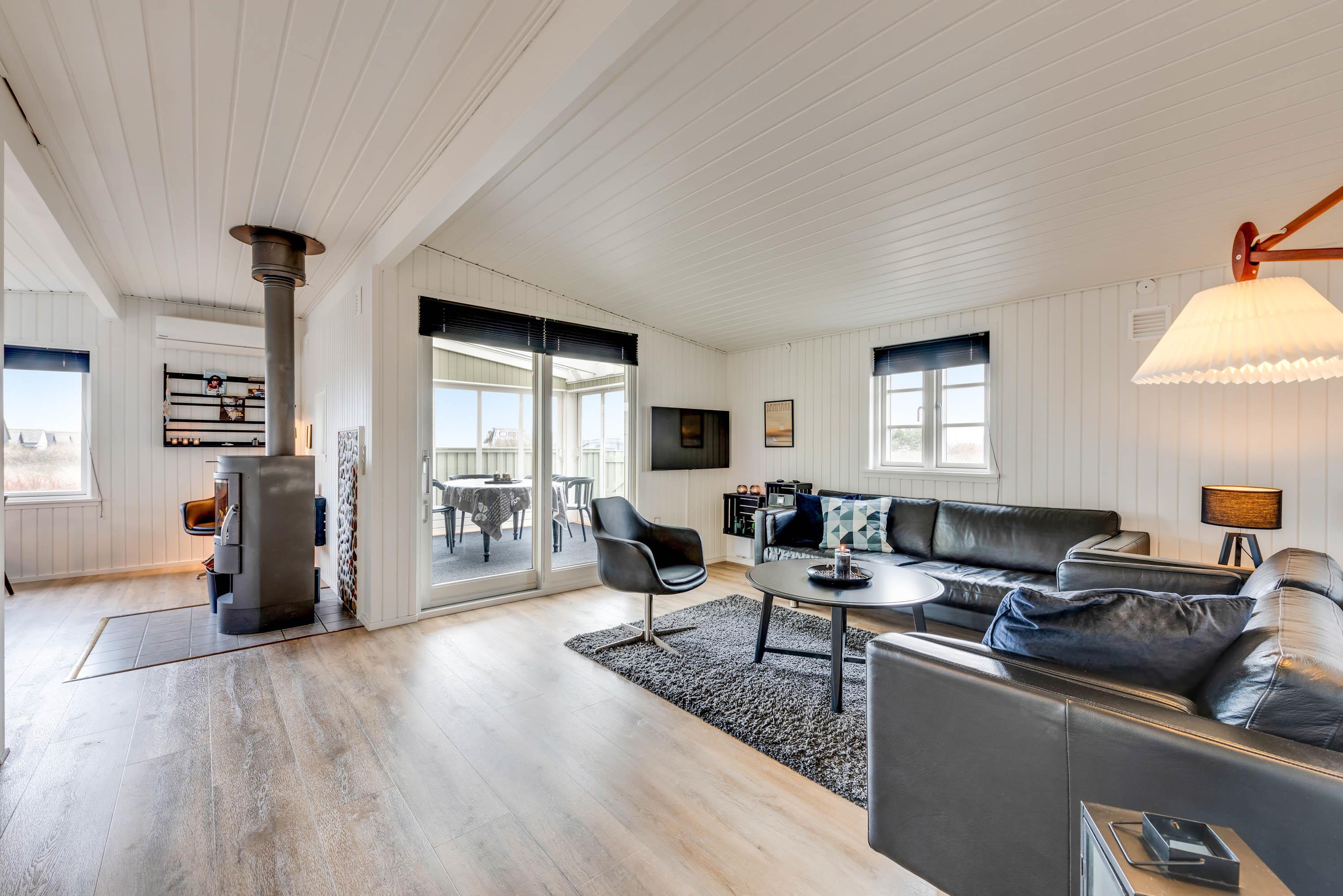 Renoviertes Ferienhaus mit Blick auf Lyngvig Havn, Hund erlaubt (Bild 6)