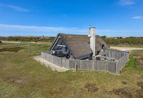 Charmantes Reetdachhaus mit extra viel Urlaubsstimmung und Hund erlaubt