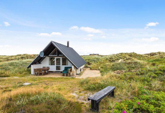 Charmantes Ferienhaus für 4 Personen mit Holzofen