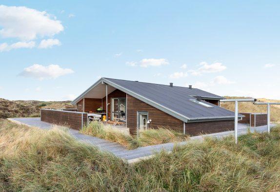 Fünf-Sterne-Ferienhaus in Klegod mit kurzem Weg zur Nordsee