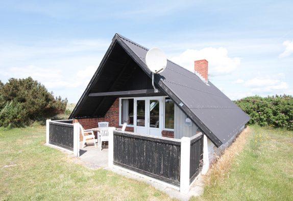 Klassisches Ferienhaus für 4 Personen in Klegod