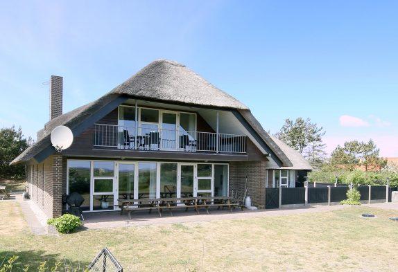 Großes Ferienhaus in Klegod mit Pool und Wellnessbereich