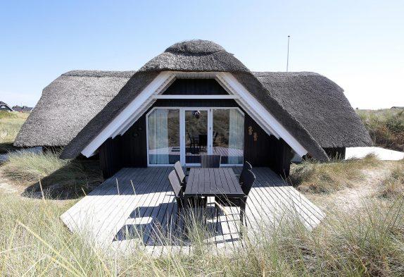 Schönes Ferienhaus nur 550 Meter vom Meer entfernt