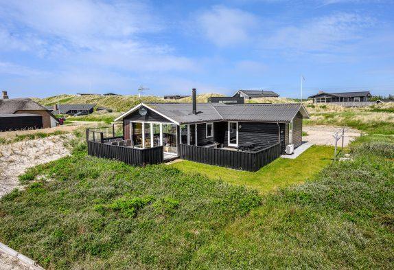 Gemütliches Nichtraucherhaus nur 300 m vom Strand – Hund erlaubt