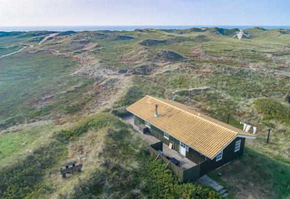 Traditioneller, ruhiger Ferienhausurlaub nur 150 m von der Nordsee