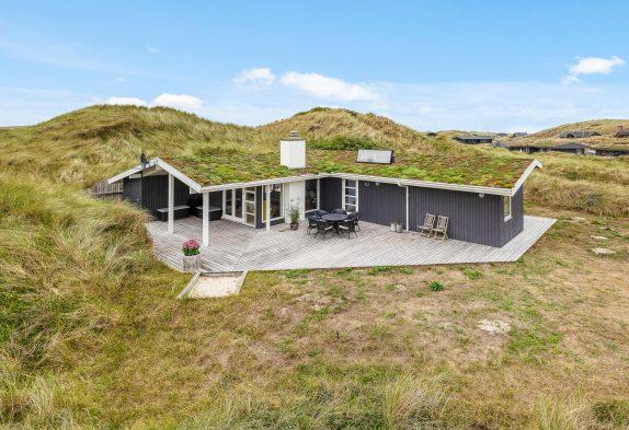 Charmantes Sommerhaus in Houvig – nur 500 Meter vom Strand