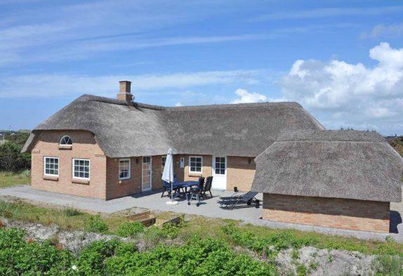 Luxushaus in Houvig mit Sauna und Whirlpool
