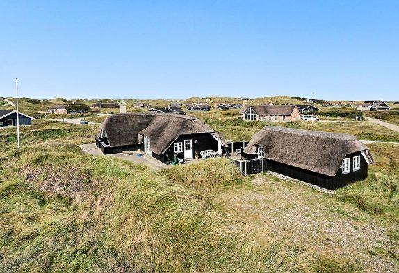 Charmantes Ferienhaus mit Sauna, Kamin und Billard