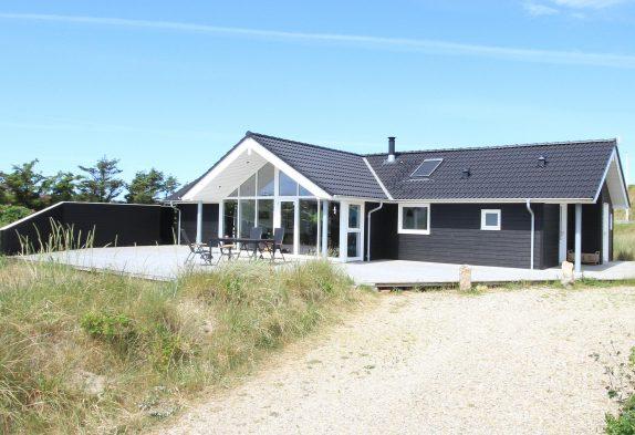 Wunderbares Ferienhaus mit Sauna und Whirlpool für 4 Personen
