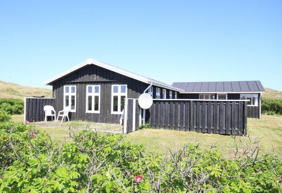 Geräumiges Ferienhaus nur 300 Meter von der Nordsee