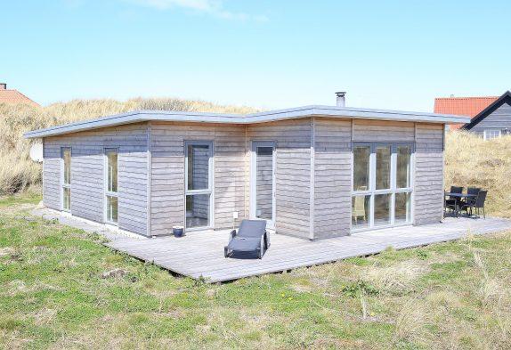 Neu gebautes Haus 300 Meter von der Nordsee