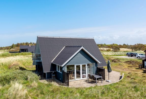 Geschmackvoll renoviertes Ferienhaus mit Dünenblick