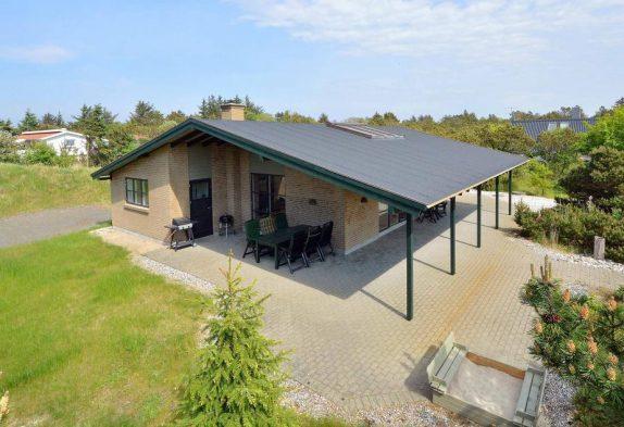 Ruhiges Grundstück und schönes Haus mit Gefrierschrank