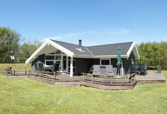 Super Ferienhaus für Familien in Lodbjerg Hede