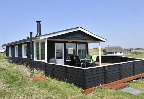 Kleines aber feines Ferienhaus für 4 Personen
