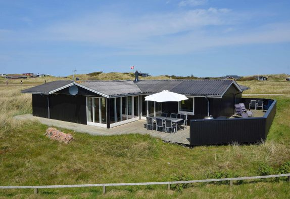 8 Personenhaus, dass in der Nähe vom Strand liegt