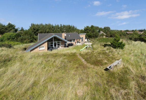 Schönes Ferienhaus mit privater Terrasse