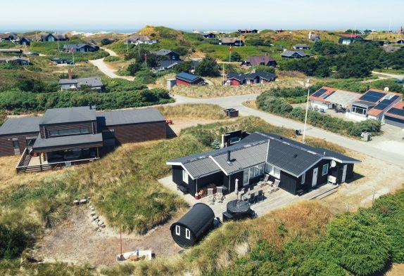 Charmantes Ferienhaus mit Kaminofen und Geschirrspüler