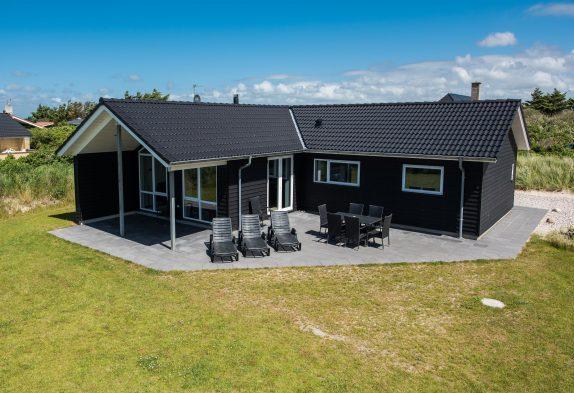 Ferienhaus in zentraler Lage mit Holzofen & Sauna