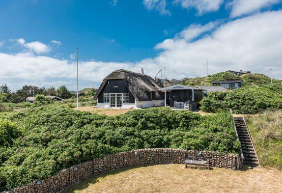 Charmantes Sommerhaus nah am Strand und der Nordsee