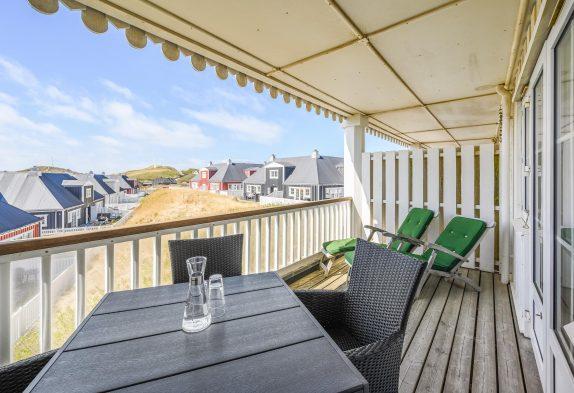 Strandnahe Ferienwohnung mit Whirlpool und Sauna im Herzen von Søndervig