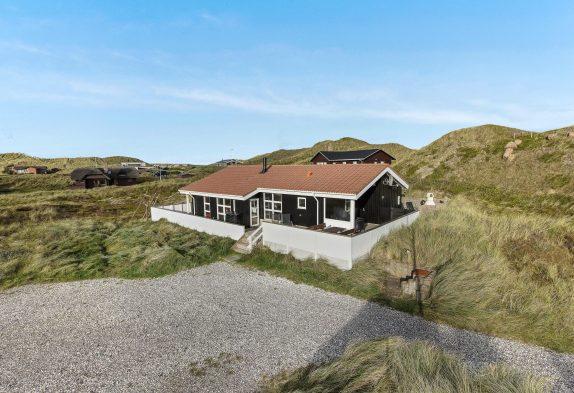 Ferienhaus in prachtvoller Lage und nah am Strand