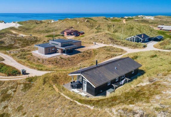 Herrliches Ferienhaus mit Wellness, strandnaher Lage und Meeresblick