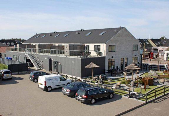 Hübsche Wohnung im Herzen von Søndervig