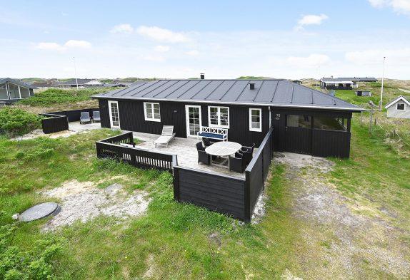 Charmantes Holzferienhaus nah an der Nordsee