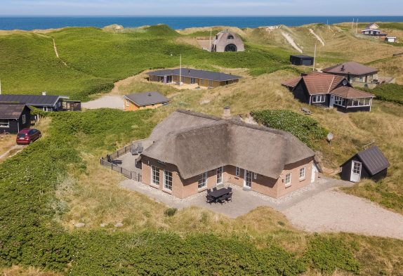 Luxusferienhaus in Søndervig 150 Meter bis zum Strand