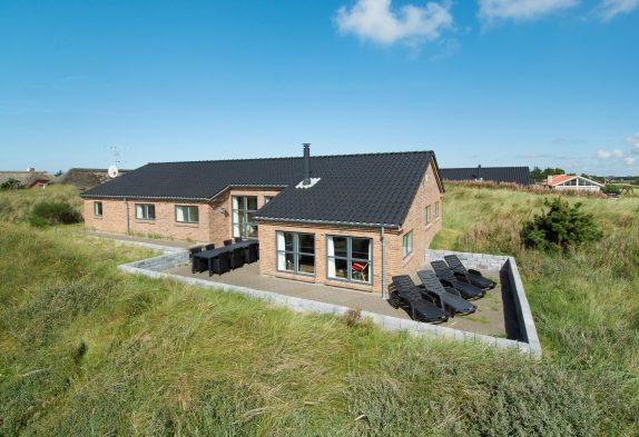 Hübsches außergewöhnliches Steinhaus an der Nordsee