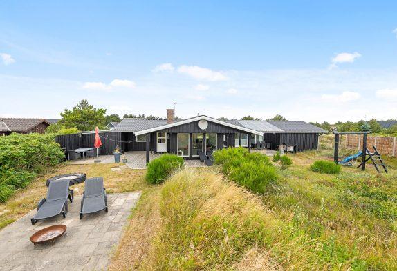 Modernisiertes Ferienhaus für 8 Personen, Sauna und Whirlpool