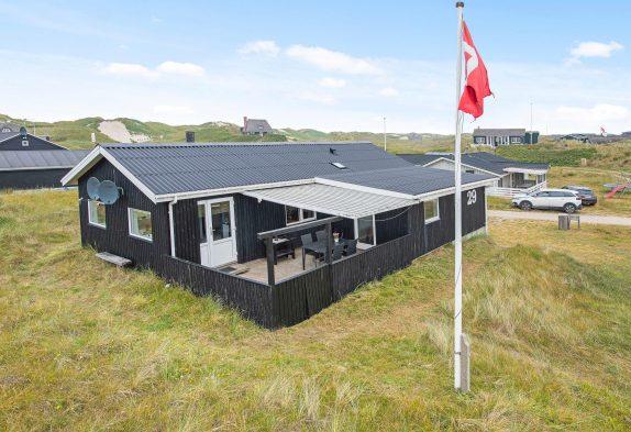 Strandnahes Ferienhaus für 6 Personen und 1 Hund in Søndervig