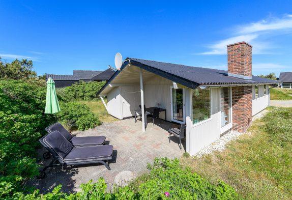 Charmantes, kleines Ferienhaus für 4 Personen in Søndervig