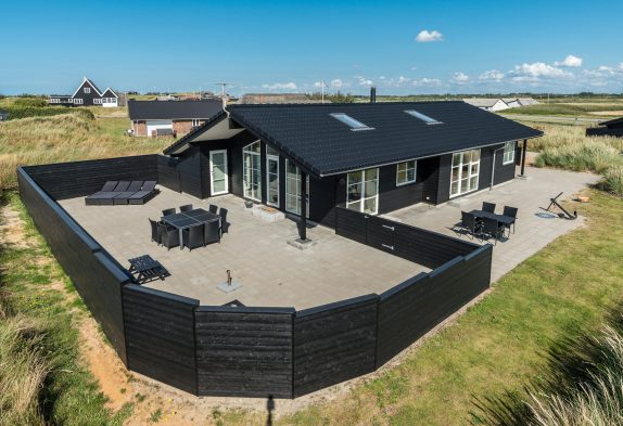 Qualitätshaus dicht am Golfplatz in Søndervig