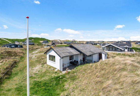 Kleines Haus am Meer–nur 150 m zum Strand–Hund erlaubt
