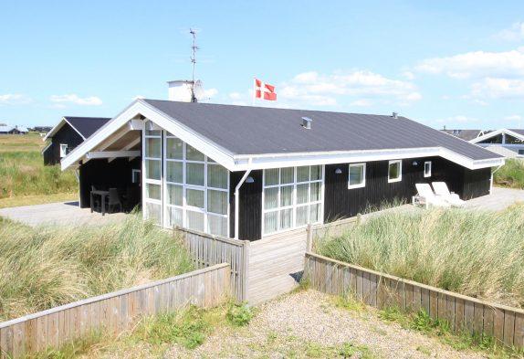 Gepflegtes Wellnesshaus nah am Strand und Zentrum Søndervigs