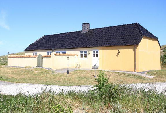 Schönes Ferienhaus mit geschlossener Terrasse